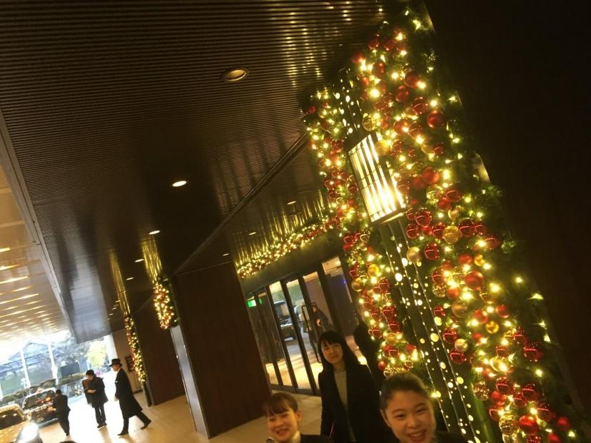 クリスマス装飾見学ツアー